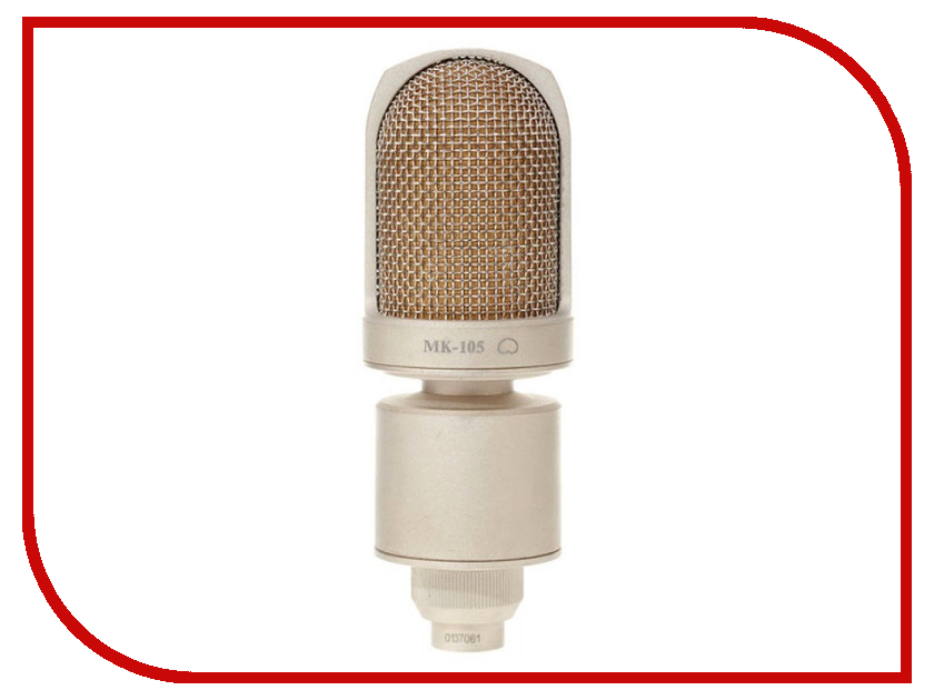 Микрофон Октава МК-105 Nickel