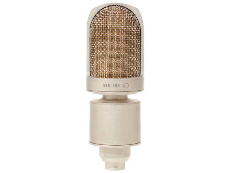 цены на Микрофон Октава МК-105 Nickel  в интернет-магазинах