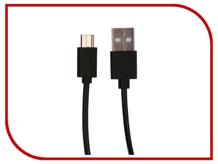 Аксессуар Red Line Spiral USB - MicroUSB Black УТ000015709 аксессуар red line fit usb microusb blue ут000015526