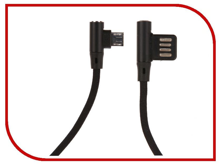 Аксессуар Red Line Fit USB - MicroUSB Black УТ000015523 аксессуар red line fit usb microusb blue ут000015526