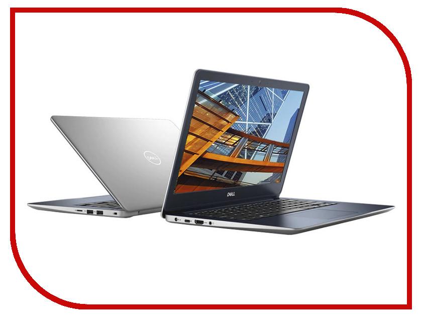 Ноутбук Dell Vostro 5370 Silver-Blue 5370-7970 (Intel Core i5-8250U 1.6 GHz/4096Mb/256Gb SSD/No ODD/Intel HD Graphics/Wi-Fi/Bluetooth/Cam/13.3/1920x1080/Linux) ноутбук dell vostro 3568