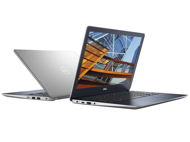 Ноутбук Dell Vostro 5370 Silver-Blue 5370-7970 (Intel Core i5-8250U 1.6 GHz/4096Mb/256Gb SSD/No ODD/Intel HD Graphics/Wi-Fi/Bluetooth/Cam/13.3/1920x1080/Linux)
