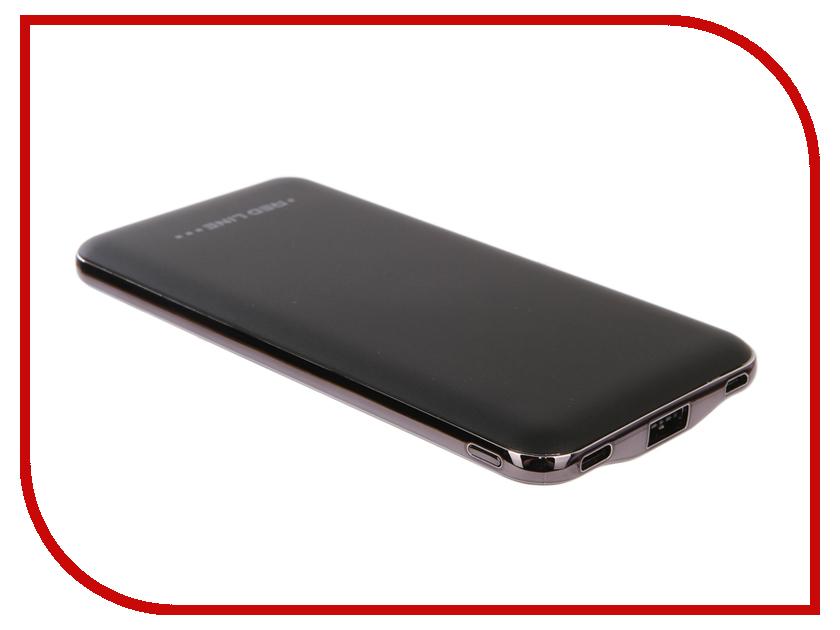 Аккумулятор Red Line M1 10000mAh Black УТ000015517 цена