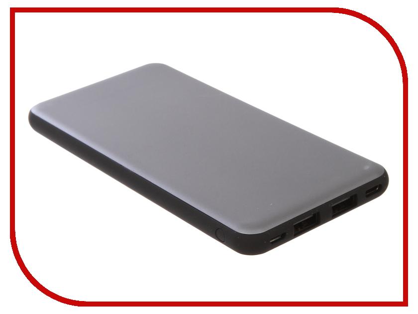 Фото - Аккумулятор Red Line M2 10000mAh Grey УТ000015518 аккумулятор ainy e82 001k 10000mah с функцией беспроводной зарядки grey