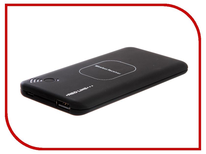 Аккумулятор Red Line Blade 5000mAh Black с беспроводной зарядкой УТ000015728 аккумулятор globusgps gl pb2 5000mah black green