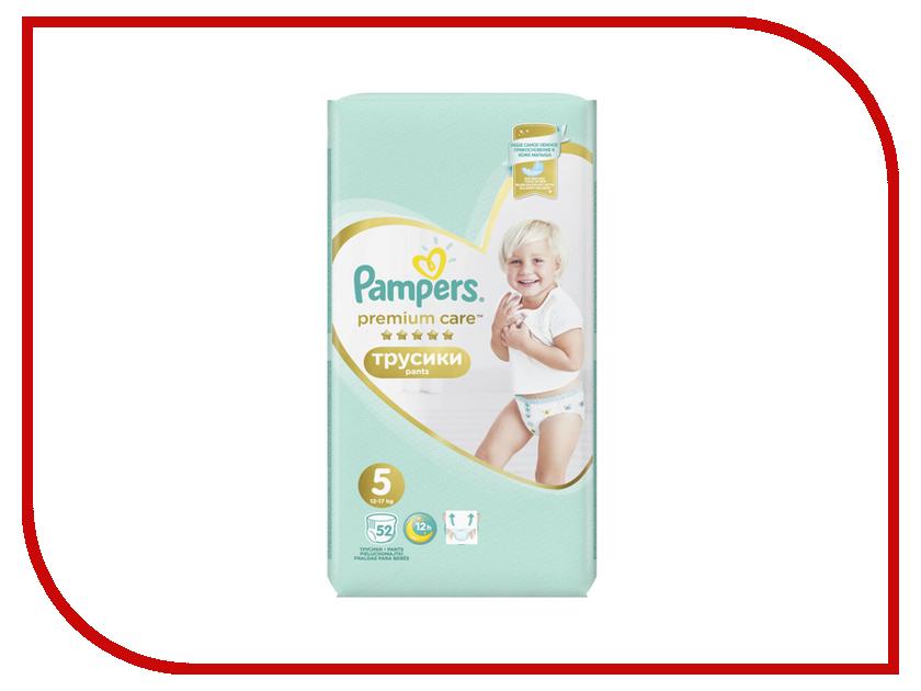 Подгузники Pampers Premium Care Pants Junior 12-17кг 52шт 8001090760036