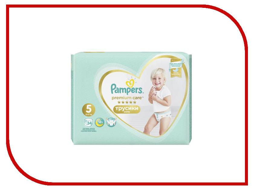 Подгузники Pampers Premium Care Pants Junior 12-17кг 34шт 8001090759870