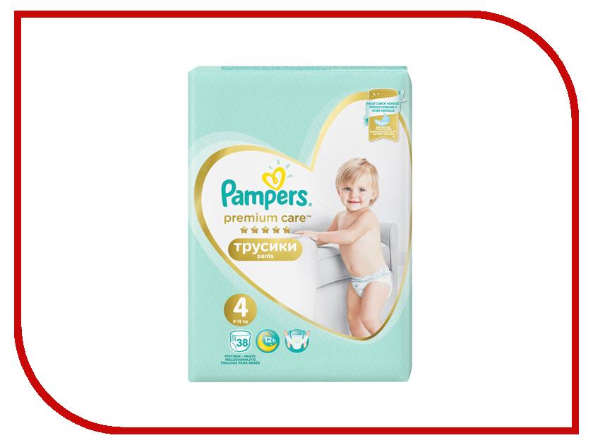 Подгузники Pampers Premium Care Pants Maxi 9-15кг 38шт 8001090759832