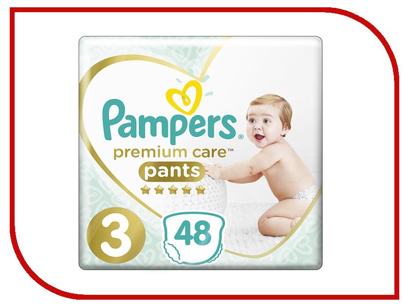 Подгузники Pampers Premium Care Pants Midi 6-11кг 48шт 8001090759795