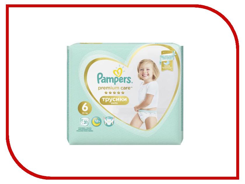 Подгузники Pampers Premium Care Pants Extra Large 15+кг 31шт 8001090759917