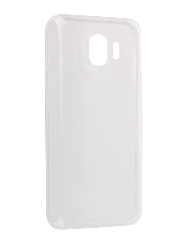 Аксессуар Чехол iBox для Samsung Galaxy J4 2018 УТ000015601 аксессуар чехол onext для samsung galaxy j4 2018 black 70681