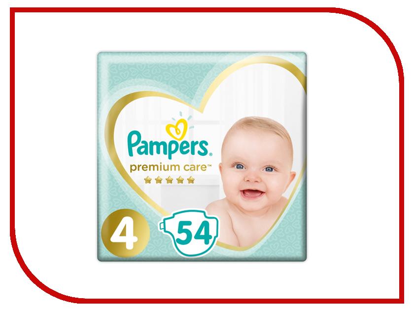 Подгузники Pampers Premium Care Maxi 9-14кг 54шт 8001090646569