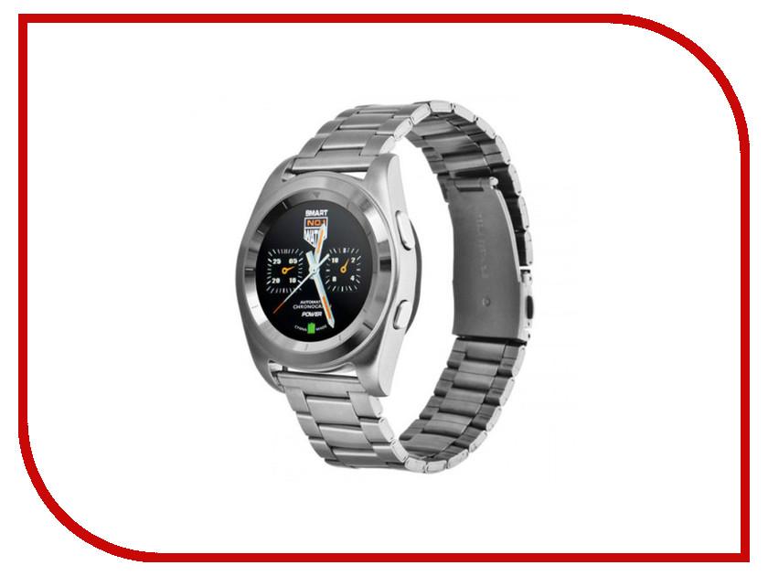Умные часы CarCam G6 Silver Steel