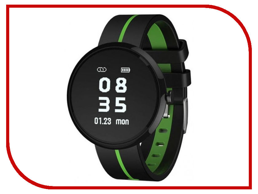 все цены на Умные часы CarCam V06 Green