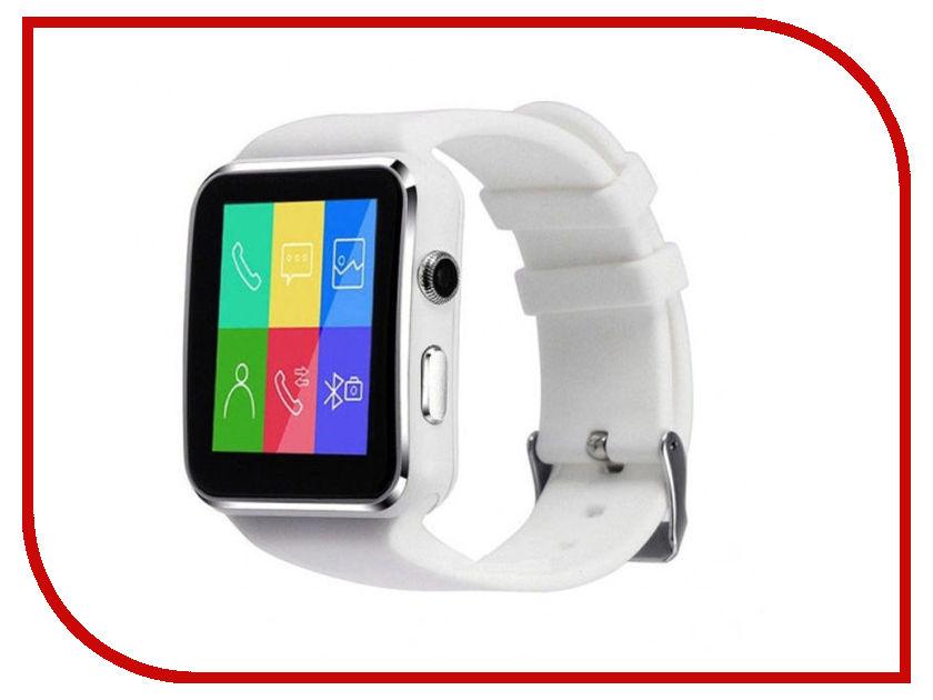 Умные часы CarCam X6 White