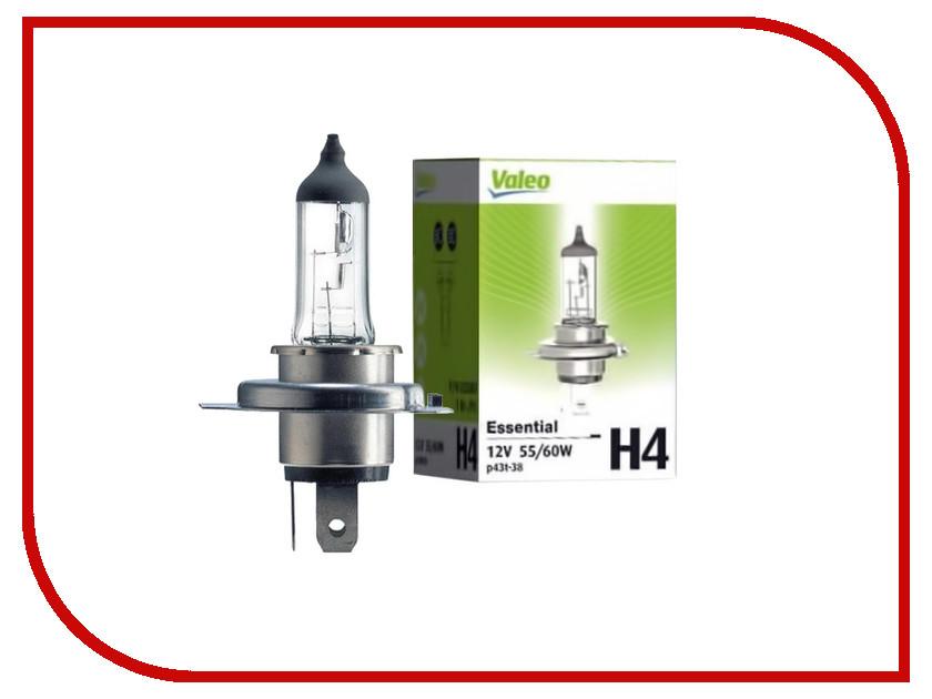 Лампа Valeo H4 12V 60/55W P43t 32007