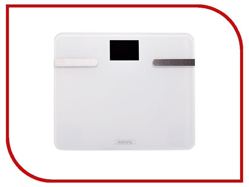 цена на Весы напольные Remax RT-S1 White 66485