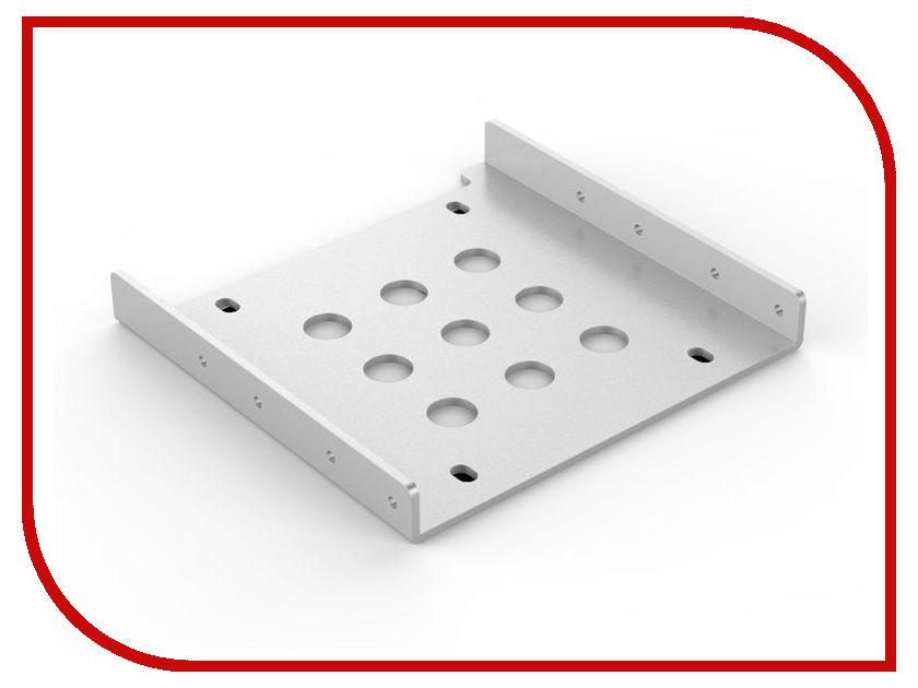 Аксессуар Салазки для HDD Orico Mobile Rack AC325-1S Silver аксессуар переходник toker 1s
