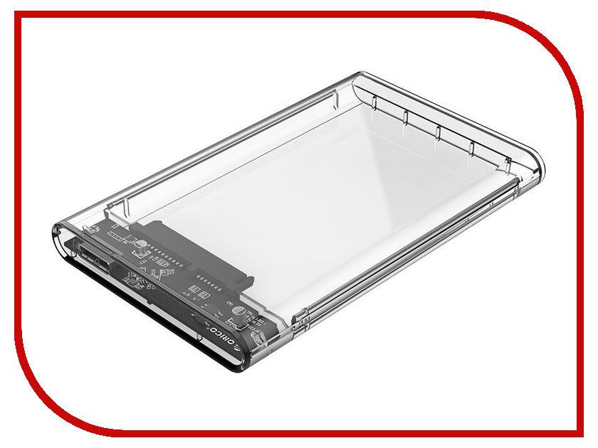 Аксессуар Контейнер для HDD Orico 2139U3 Transparent