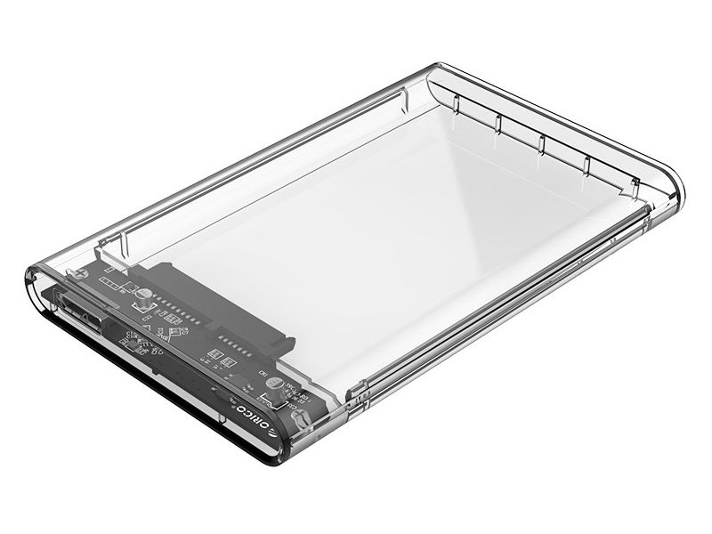 Контейнер для HDD Orico 2139U3 Transparent