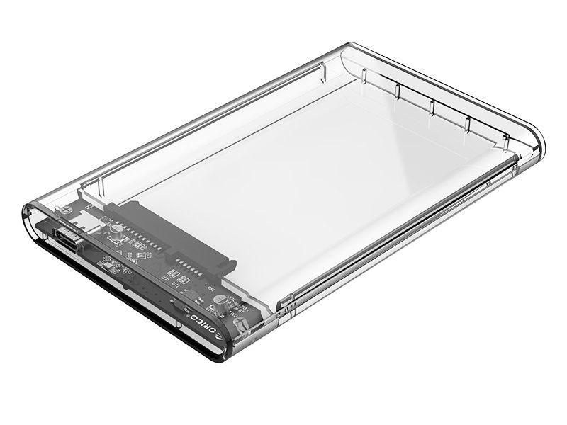 Контейнер для HDD Orico 2139C3 Transparent все цены