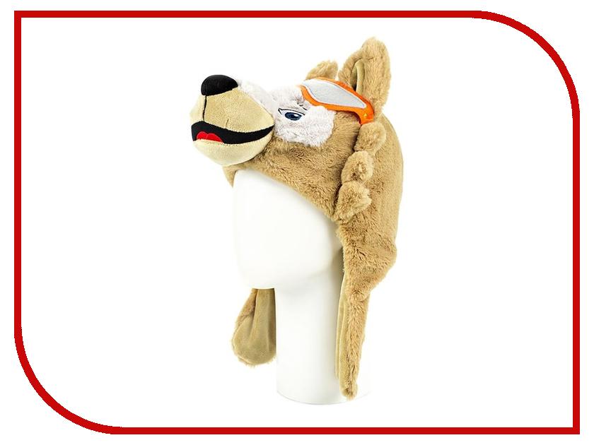 Фото - Шапочка FIFA-2018 Волк Забивака Размер 50-52 Т11445 fifa 2018 мягк шапка волк забивака детская р р 50 52 бирка пакет