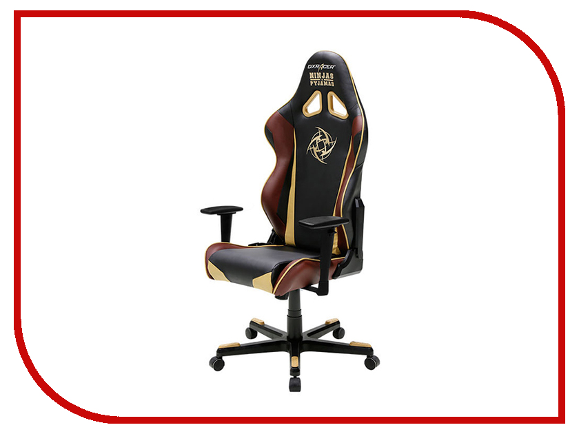 Компьютерное кресло DXRacer Special Edition OH/RE126/NCC/NIP компьютерное кресло dxracer oh is133 n ft