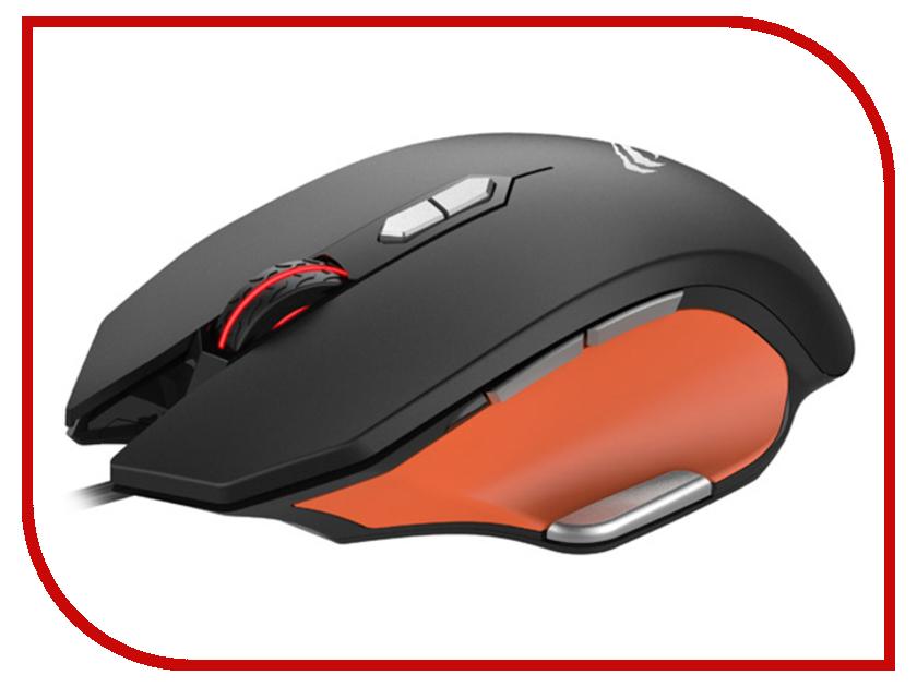 Мышь Havit HV-MS762 USB Black-Orange мышь беспроводная havit hv ms921gt usb black