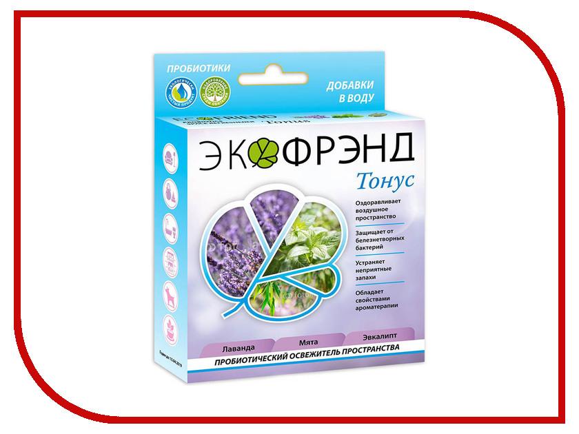 Аксессуар Пробиотический освежитель пространства Экофрэнд Тонус средство экофрэнд универсальный очиститель поверхности