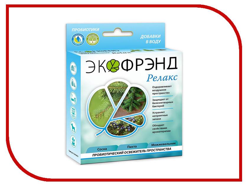 Аксессуар Пробиотический освежитель пространства Экофрэнд Релакс средство экофрэнд универсальный очиститель поверхности