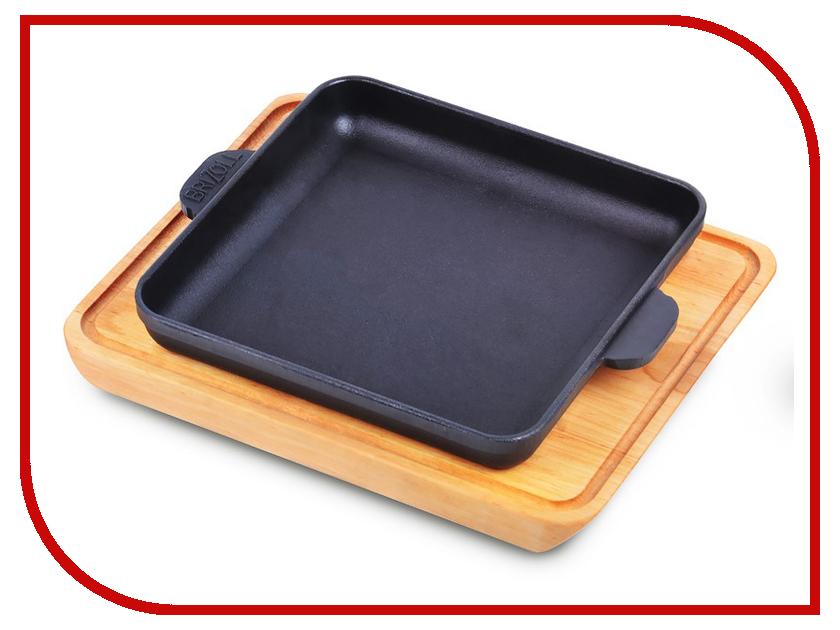 Сковорода Brizoll Н181825-Д 18x18cm сковорода brizoll н181825 д 18x18cm