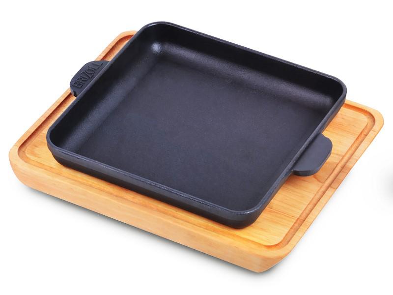 Сковорода Brizoll Н181825-Д 18x18cm