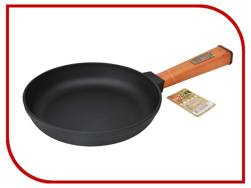 Сковорода Brizoll О2035-Р 20cm