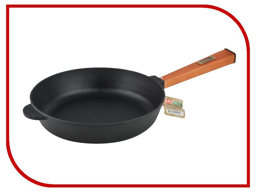 Сковорода Brizoll О2660-Р 26cm