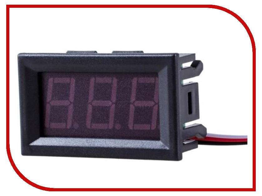 Вольтметр ACV RM37-VTR12R Red цены