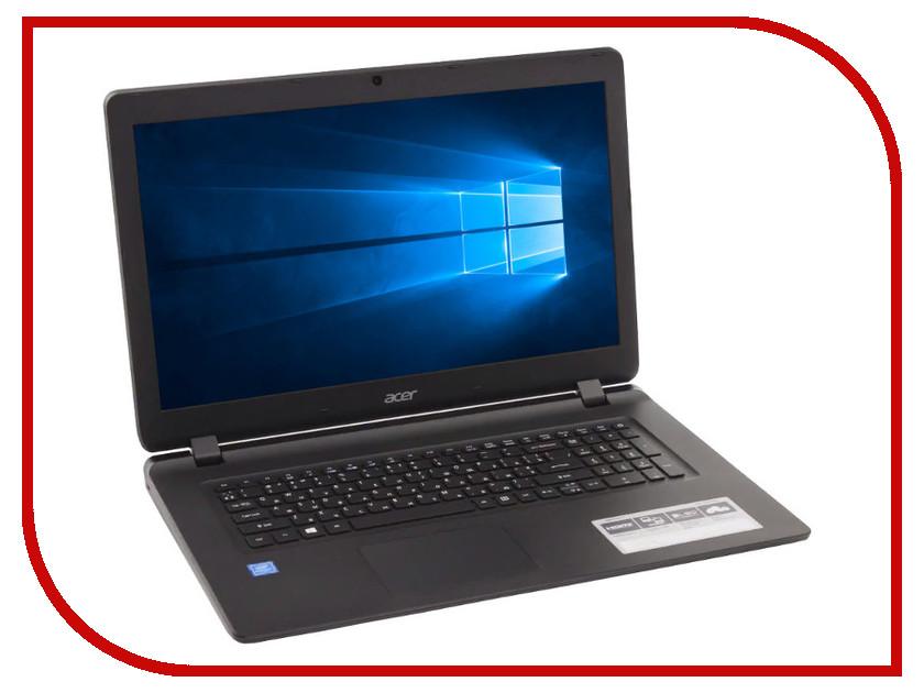 Ноутбук Acer Aspire ES1-732-P8DY NX.GH4ER.013 Black (Intel Pentium N4200 1.1 GHz/4096Mb/500Gb/DVD-RW/Intel HD Graphics/Wi-Fi/Cam/17.3/1600x900/Bootable Linux) ноутбук acer aspire es1 732 p2p8 17 3 quot 1600x900 intel pentium n4200 1 tb 4gb intel hd graphics 505 черный windows 10 home nx gh4er 016