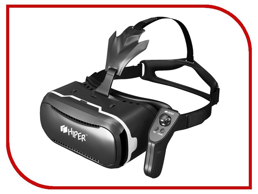 Очки виртуальной реальности Hiper VRQ+ очки виртуальной реальности fibrum pro