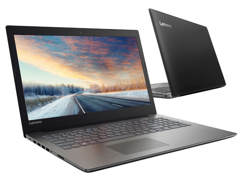 Ноутбук Lenovo IdeaPad 320-15 80XR013QRK Black (Intel Celeron N3350 1.1 GHz/4096Mb/500Gb/No ODD/Intel HD Graphics/Wi-Fi/Bluetooth/Cam/15.6/1920x1080/DOS)