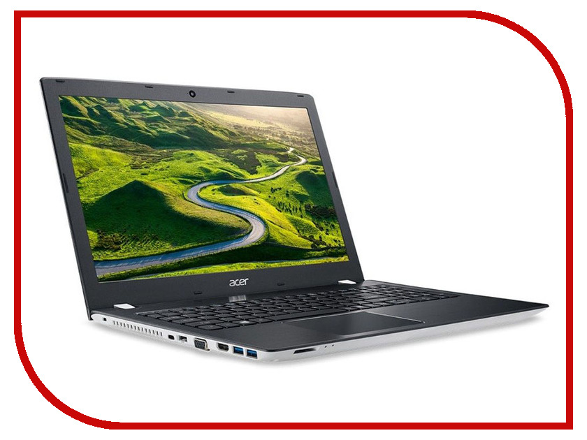 Ноутбук Acer Aspire E5-576G-56V4 NX.GU1ER.001 Black-White (Intel Core i5-7200U 2.5 GHz/6144Mb/1000Gb/nVidia GeForce 940MX 2048Mb/Wi-Fi/Bluetooth/Cam/15.6/1920x1080/Windows 10 64-bit) ноутбук acer extensa ex2540 nx efher 018 intel core i5 7200u 2 5 ghz 6144mb 1000gb intel hd graphics wi fi bluetooth cam 15 6 1920x1080 windows 10 64 bit
