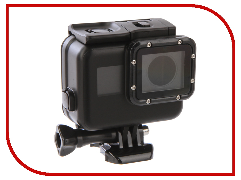 Аксессуар RedLine RL282 Black Бокс для GoPro Hero 5 byncg lens for gopro hero 5 sports camera go pro accessories can replace the 170 degree wide angle lens stand black edition