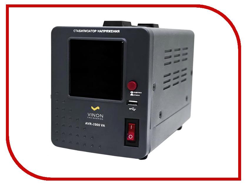 Стабилизатор Vinon AVR-2000VA avr m16fa655a fast