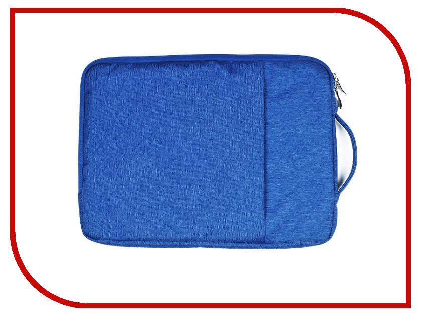 Аксессуар Чехол-сумка 13-inch Gurdini для APPLE MacBook на молнии 13 Light Blue 904548 аксессуар сумка 13 3 g cube gnjd 813b