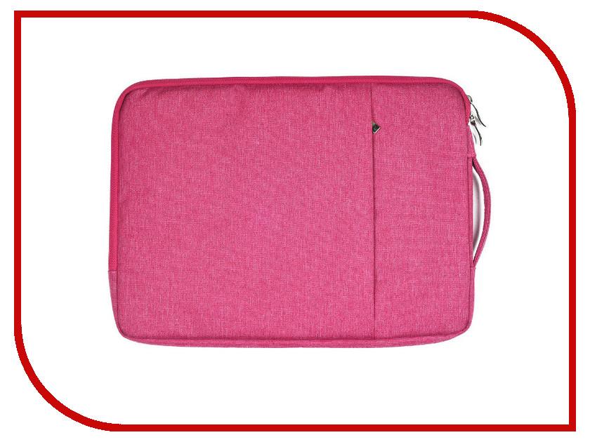 Аксессуар Чехол-сумка 13-inch Gurdini для APPLE MacBook на молнии 13 Pink 904546 аксессуар сумка 13 3 g cube gnjd 813b