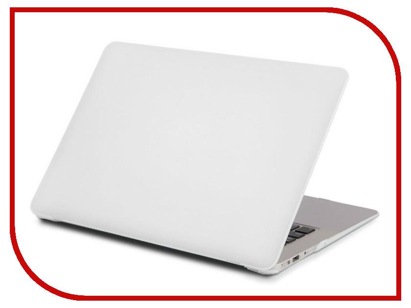 Аксессуар Чехол 13-inch Gurdini для APPLE MacBook Air 13 Plastic Matt OEM Silver 904543 аксессуар чехол macbook pro 13 speck seethru pink spk a2729