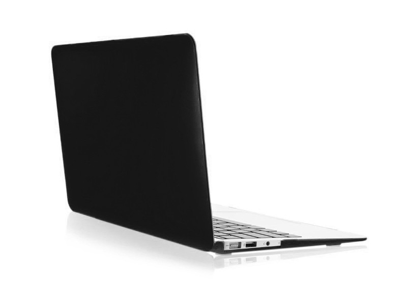 Аксессуар Чехол 13-inch Gurdini для APPLE MacBook Air 13 Plastic Matt OEM Black 220046 цена