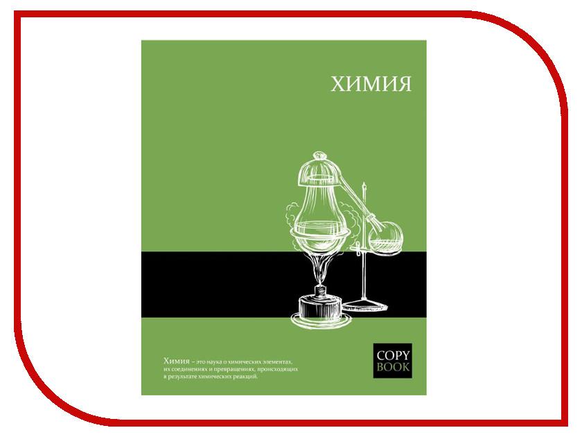Тетрадь Феникс+ A5 48 листов Химия 47065 бытовая химия ева