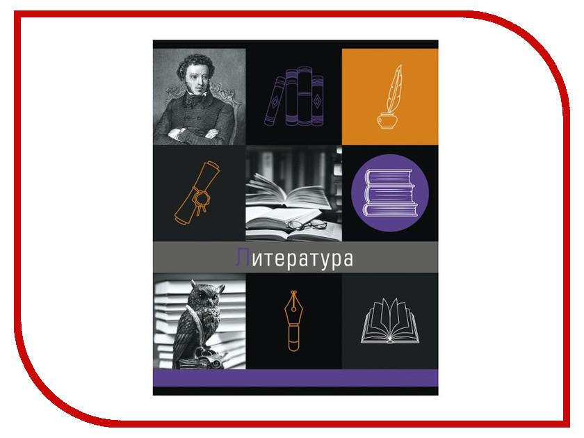 Тетрадь Феникс+ A5 48 листов Литература 47057 техническая литература