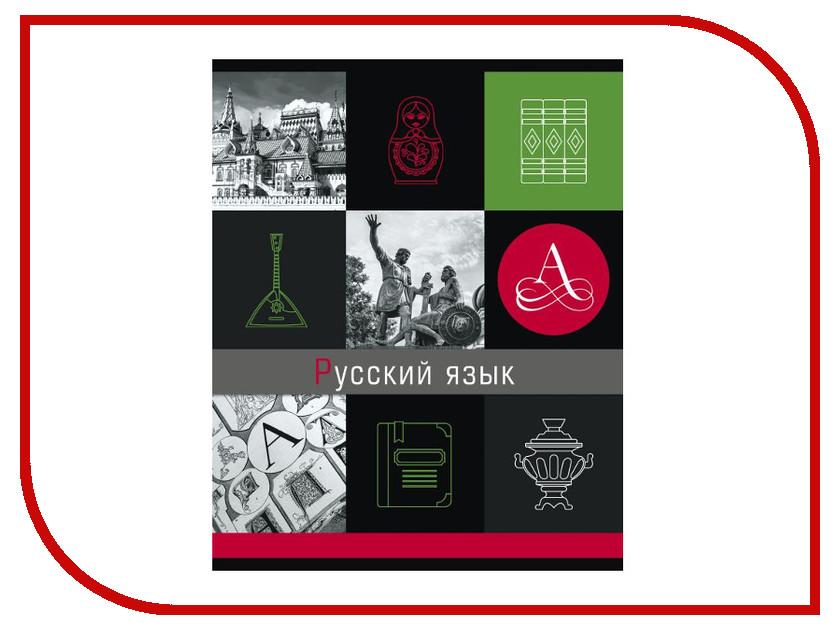 Тетрадь Феникс+ A5 48 листов Русский язык 47055 феникс русский язык 1 4 классы