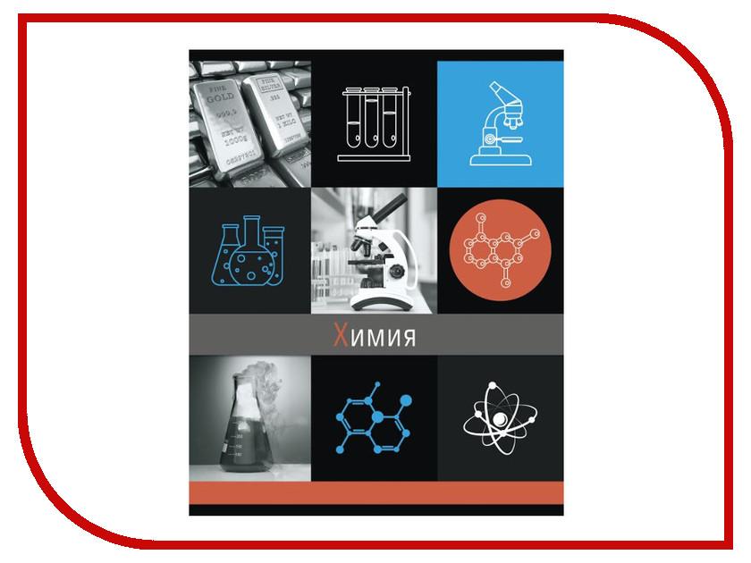 Тетрадь Феникс+ A5 48 листов Химия 47052