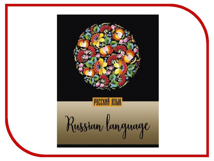 Тетрадь Феникс+ A5 48 листов Русский язык 47042 феникс русский язык 1 4 классы